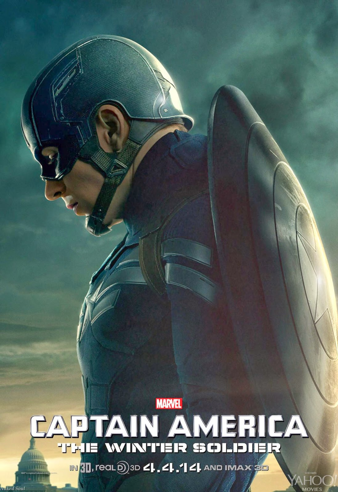 Captain America The Winter Soldier 2014 ταινιες online seires xrysoi greek subs