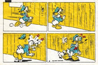 вкладыш Donald - 057
