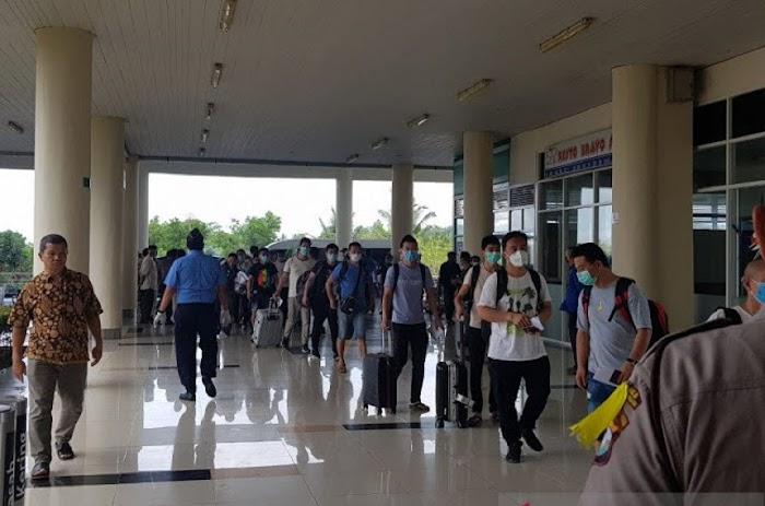 IPW Tantang Keberanian Polri Halau Kedatangan 500 TKA Tiongkok ke Sultra