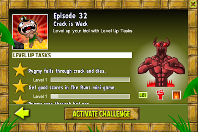 Pocket God Walkthroughs And Tips: Episode 32 Crack Is Wack