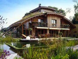 wood style house 05