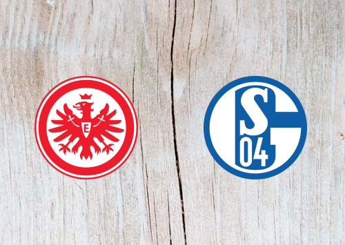 Eintracht Frankfurt vs Schalke 04 - Highlights 11 November 2018