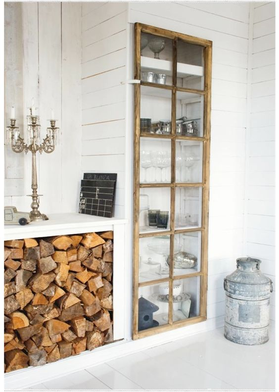 What makes the interior decor charmingly rustic yet elegant? Let's explore some inspiring examples of European farmhouse style and country decor.