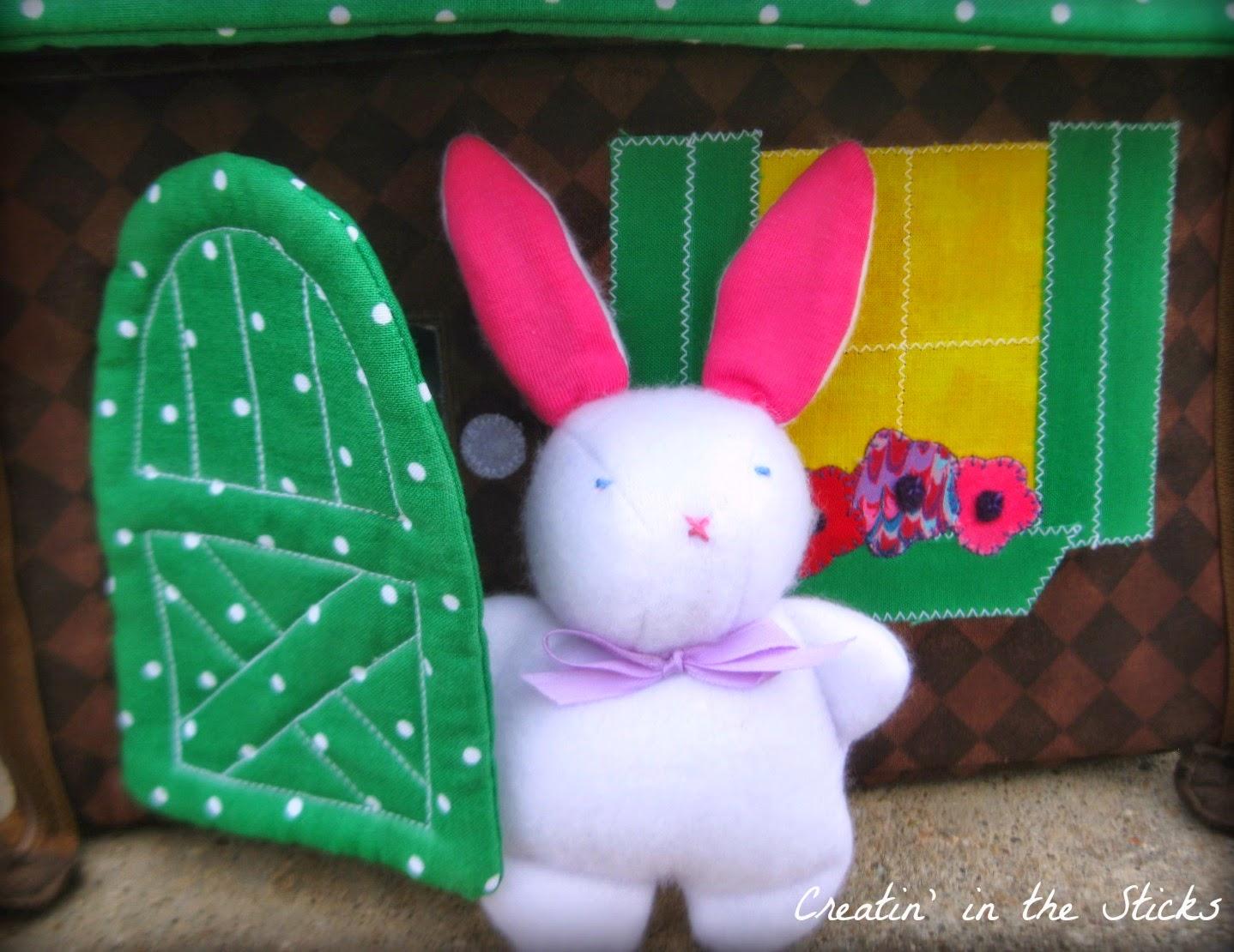 http://www.createinthesticks.blogspot.com/2014/04/bunny-house-lane.html