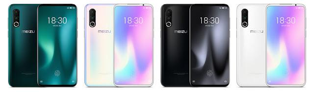 Spesifikasi Lengkap Meizu 16s Pro dan Harganya