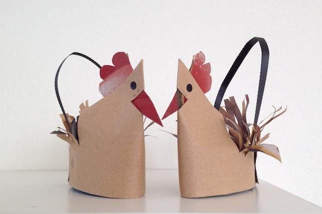 Schaeresteipapier: Ostern