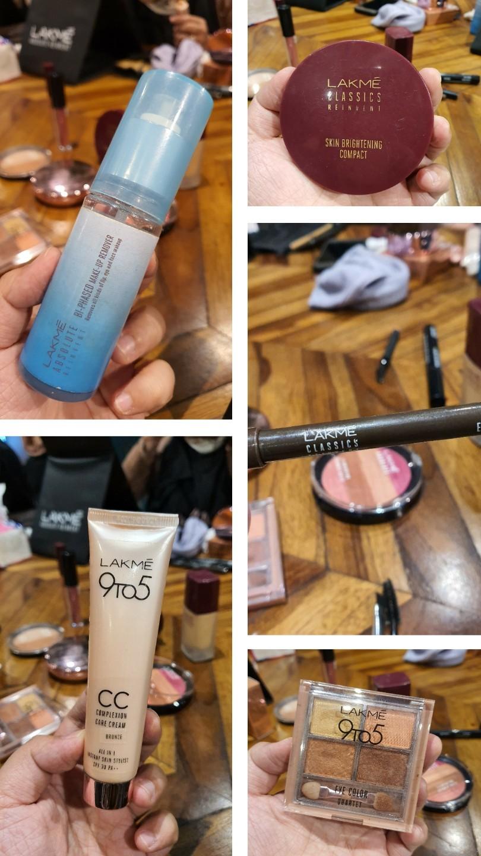Belajar Makeup bersama Lakmé Cosmetics dan IFB