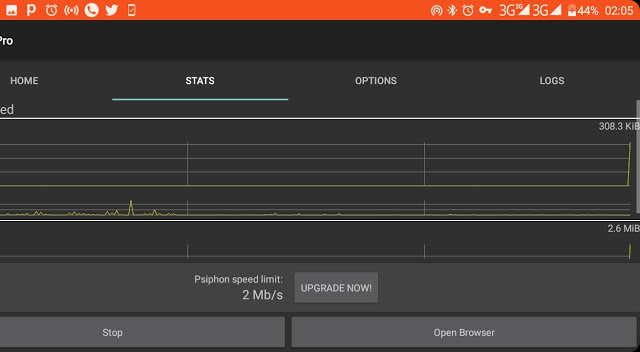 Psiphon Free Unlimited Internet Trick For Ivory Coast Users 2019