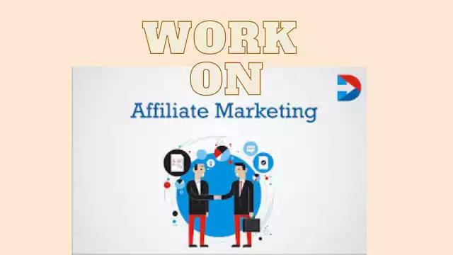 money on affiliate marketing