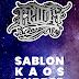 Sablon Kaos Rubber Satuan Manual Limited Edition
