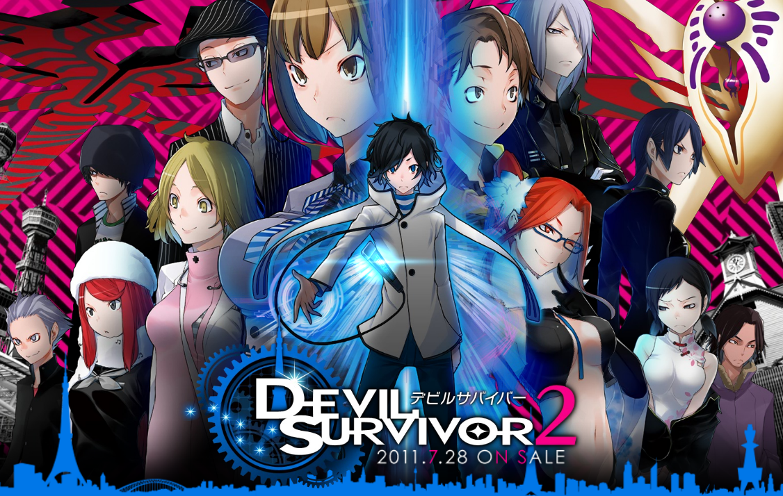 8Devil Survival 2 The Animation
