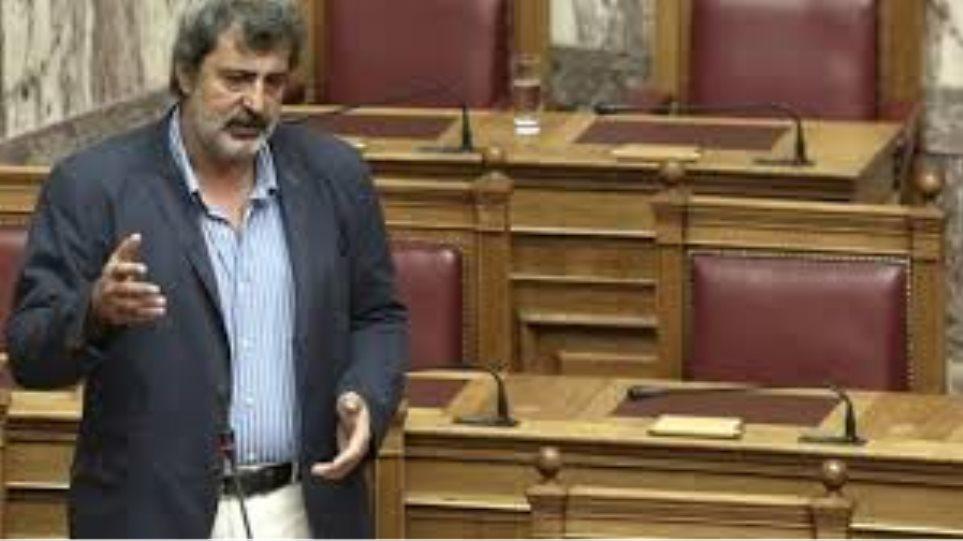 Πρόεδρος ΠΟΕΔΗΝ: Απαράδεκτο ο κ. Πολάκης να κυκλοφορεί χωρίς μάσκα