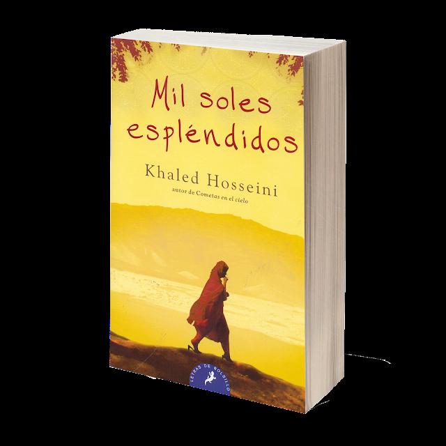 Mil soles espléndidos, el club de los libros perdidos, Khaled Hosseini