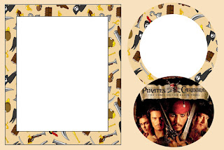 pirates of the caribbean free printable invitations oh my fiesta