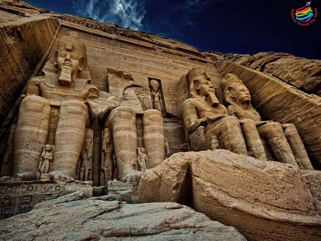 Abu Simbel Temple - Aswan