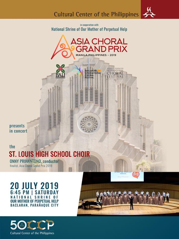 RAd the music blog: UPLB Choral Ensemble competes against 5