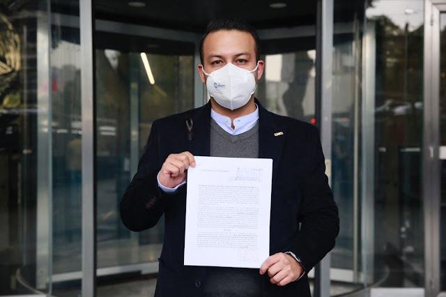 El PAN denuncia en la FGR a Hugo López Gatell por homicidio culposo, lesiones, sabotaje y ejercicio ilícito de funciones. Twitter