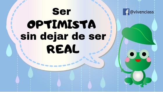 frase optimista con imagen de rana y lluvia