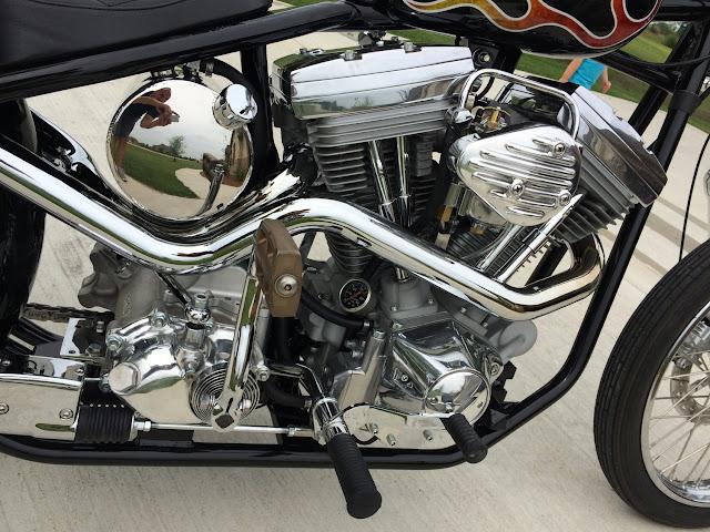 Harley Davidson By Main Drive Cycle Hell Kustom