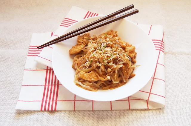 Pad Thai - przepis kuchnia tajska