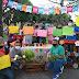 Colorido festejo de alumnos de los talleres SuperArte por el Dia de la Primavera