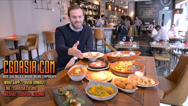Bisnis restoran Juan Mata bernilai plus dan minus - Rumahsport.com
