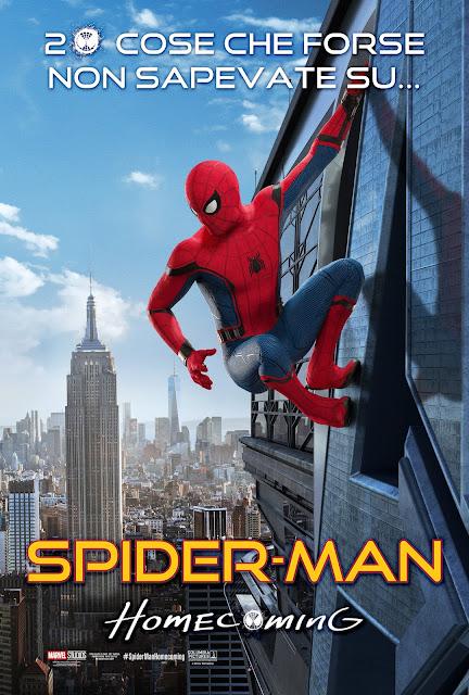 Spider-Man Homecoming citazioni easter egg curiosità