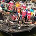 Al menos 23 muertos en incendio en un barco turístico en Indonesia
