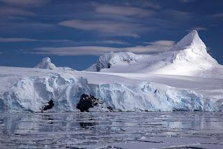 Antarctica, Antarctica Ice Loss