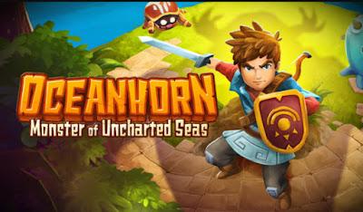 game petualangan android Oceanhorn