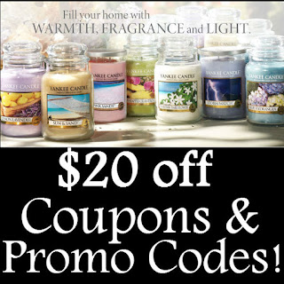 Yankee Candle Promo Code February, March, April, May, June, July 2016