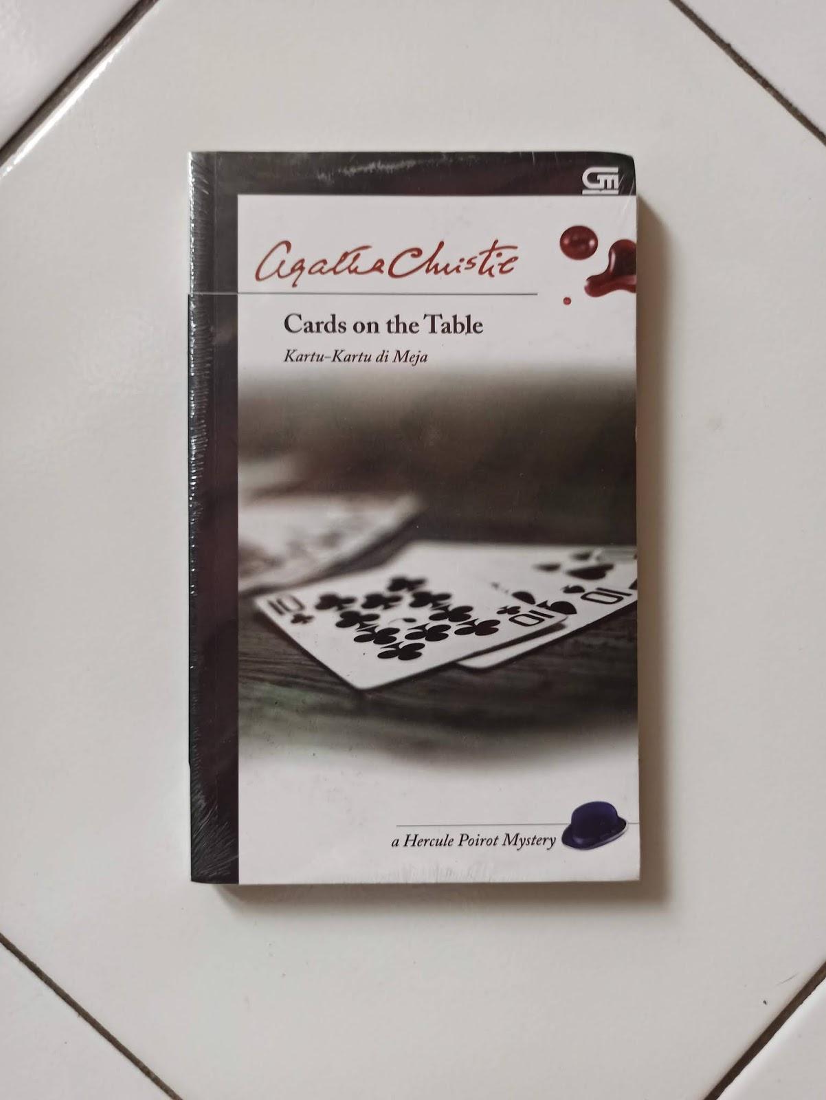 Kartu-Kartu Di Meja Agatha Christie