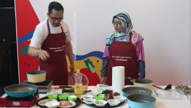 demo masak