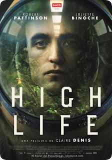High Life [2019] [DVDR] [NTSC] [Latino]
