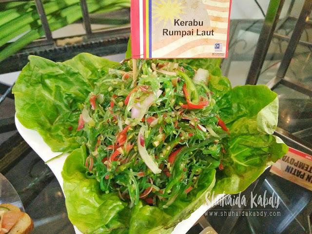 Malaysia Day Hi-Tea di Hotel Grand Bluewave Shah Alam