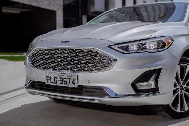 Novo Ford Fusion 2019 - Brasil - Preço