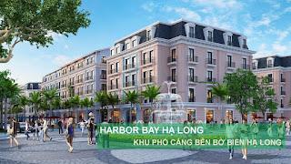 Cập nhật tiến độ xây dựng dự án Harbor Bay Hạ Long