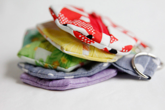 Hexagon Coin Pouch Tutorial DIY Step-by-step