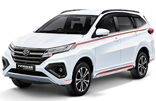 Promo Kredit Daihatsu New Terios 2019