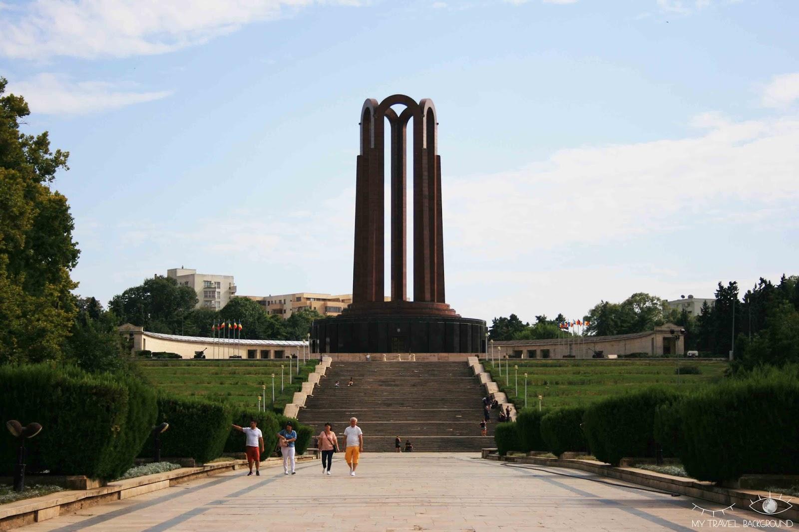 My Travel Background : cartes postales de Roumanie - Bucarest