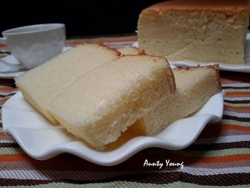 古早味蛋糕 (Taiwanese Sponge Cake)