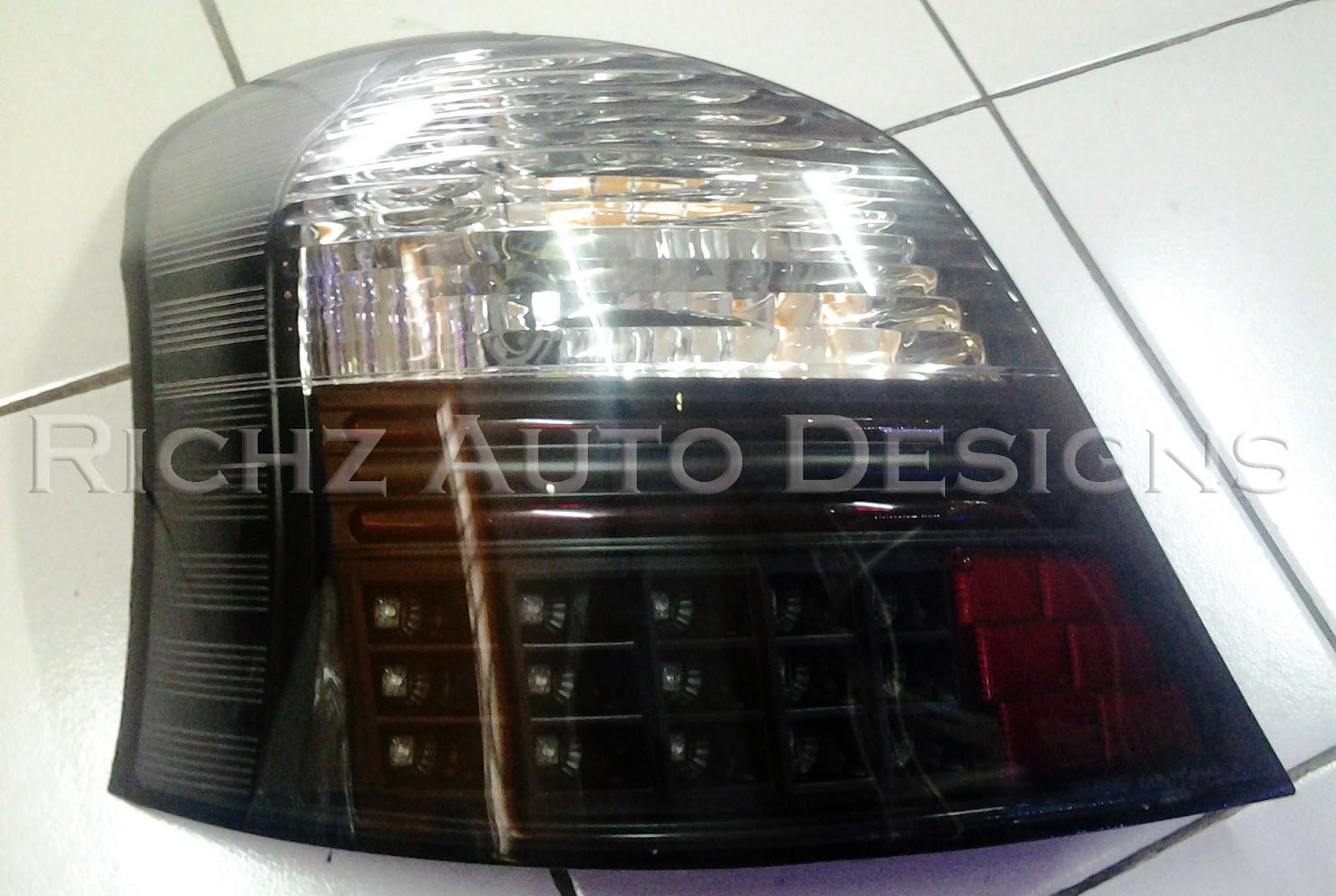 Headlamp Grand New Avanza Kapasitas Oli Mesin Veloz Richz Auto Designs: / Stoplamp Led