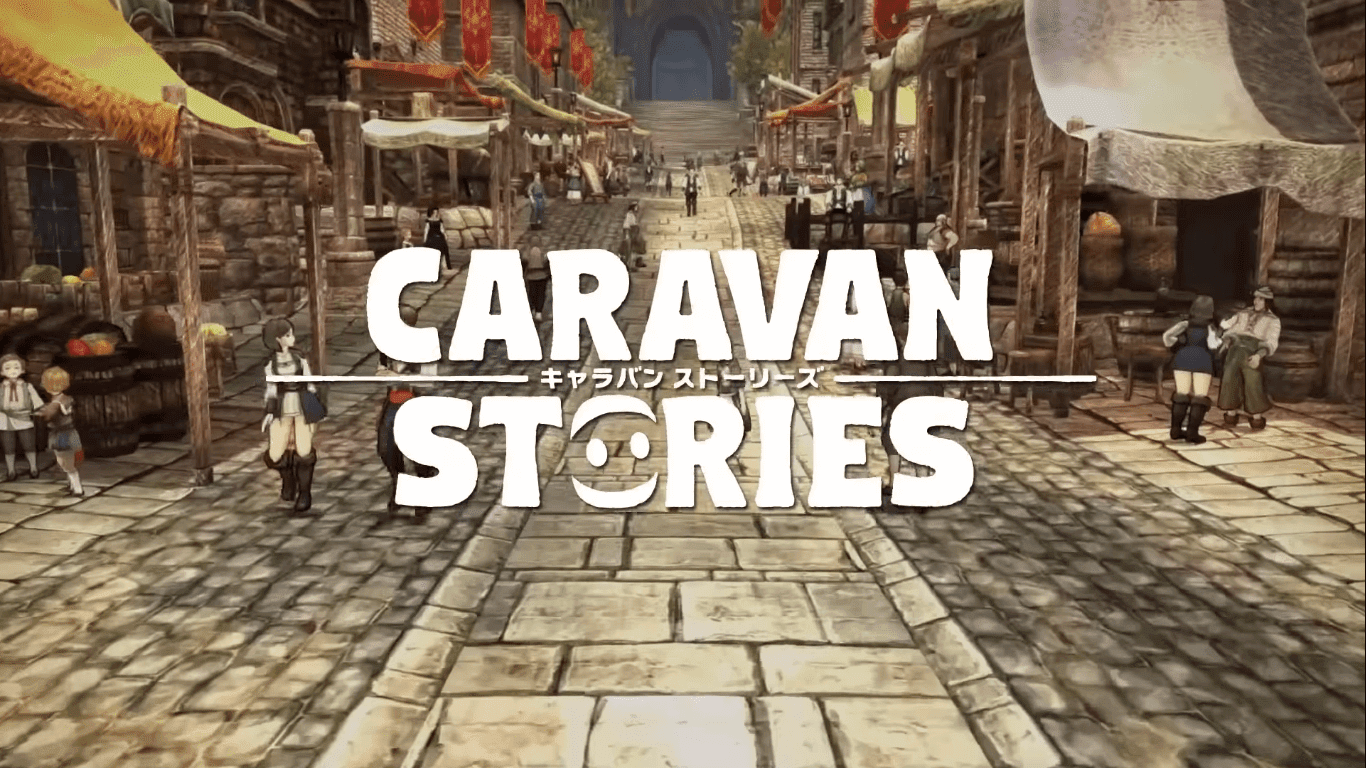 Free-to-Play MMORPG Caravan Stories Arrives On PS4 September
