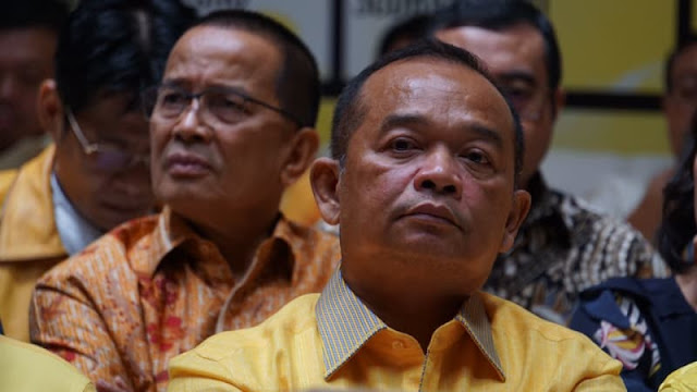 #2019GantiPresiden Dongkrak Sudrajat, Golkar Waspadai Manuver di 2019