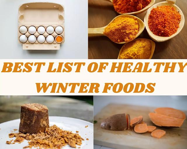 Healthy winter foods, Best foods to eat during winter, Healthy winter season foods, foods in winter season