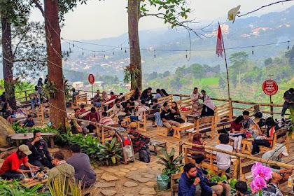 Lokasi dan Harga Menu Ngopi Wenk Jurang Trawas Pasuruan