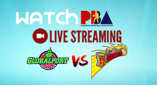 Livestream List: SMB vs GlobalPort game live streaming January 24, 2018 PBA Philippine Cup