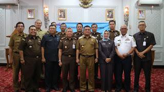 Walikota Cirebon Apresiasi  Permintaan Kajari Untuk Renovasi  Bangunan Kejaksaan Negeri Kota Cirebon