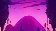 The magical lake house Mobile Wallpaper | Fantasy Image