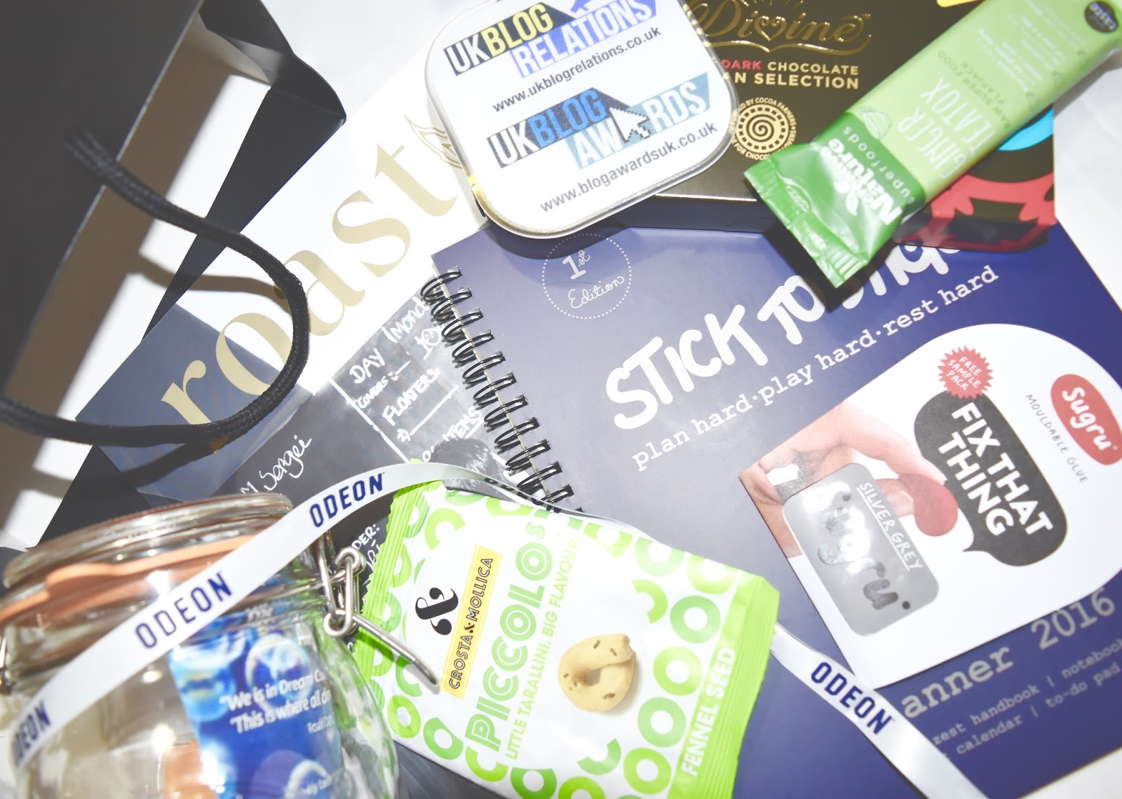 Goody Bag Treats
